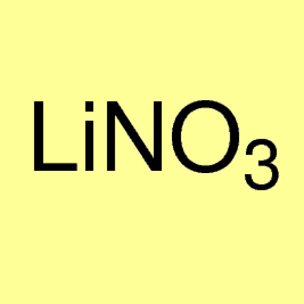 Lithium nitrate (trihydrate), pure for analysis - min 99%