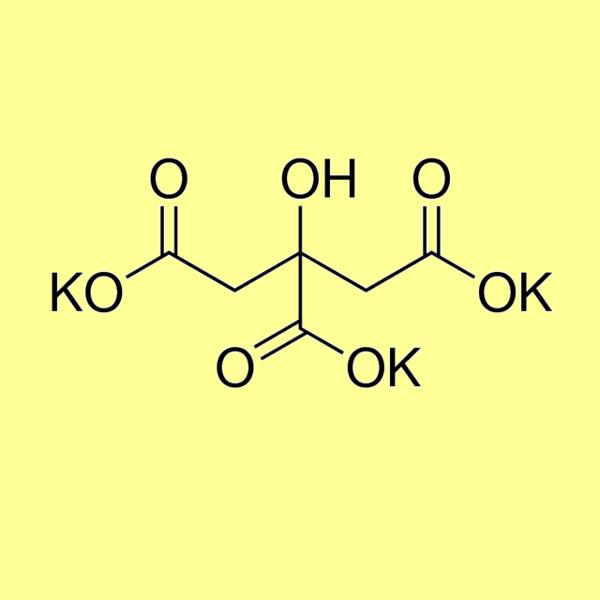 Potassium citrate tribasic (tri potassium citrate) monohydrate, pure - min 98.5%
