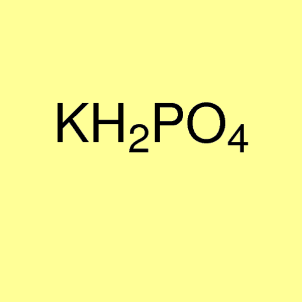 Potassium dihydrogen phosphate (monobasic) anhydrous, pure for analysis - min 99.5%
