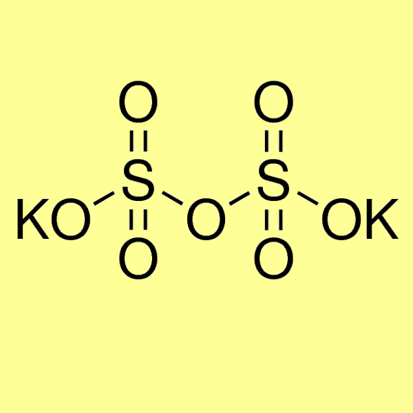 Potassium disulfate (potassium pyrosulfate), pure for analysis - min 97.5%