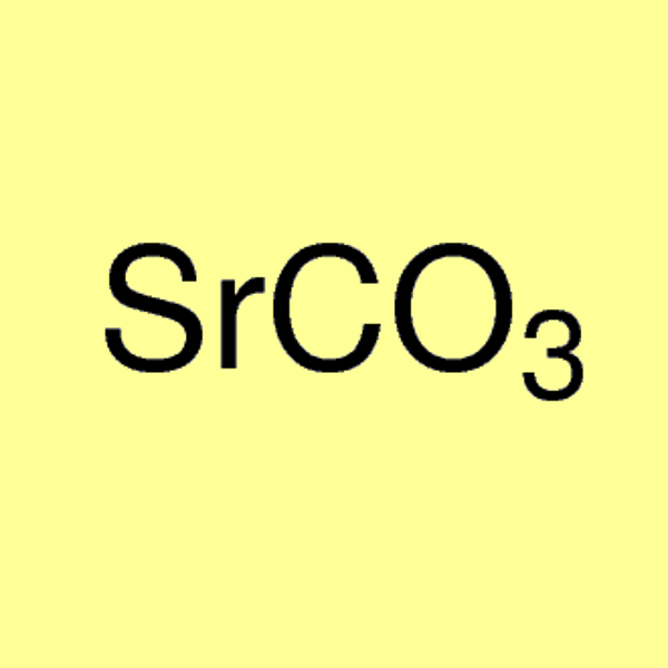 Strontium carbonate, pure for analysis - min 99%