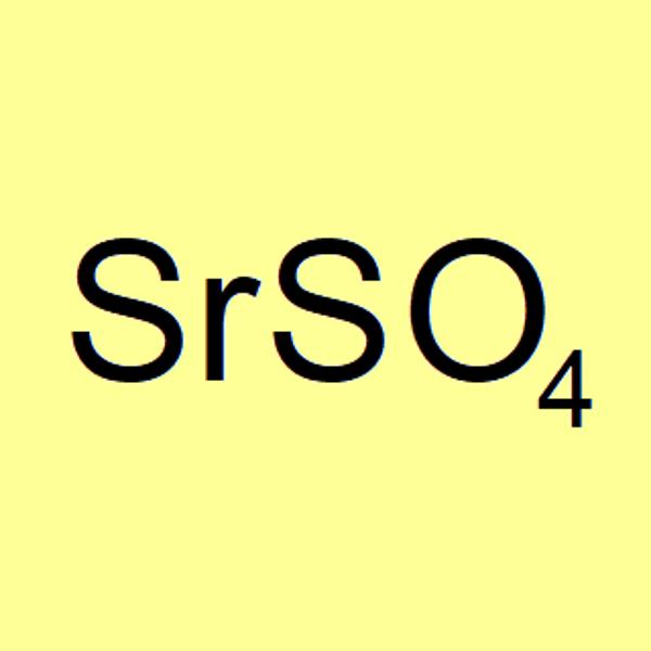 Strontium sulfate, pure - min 98%