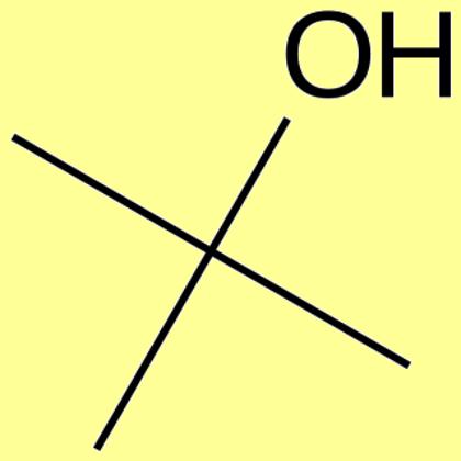 tert-Butyl alcohol (tert-Butanol), pure 98-100%
