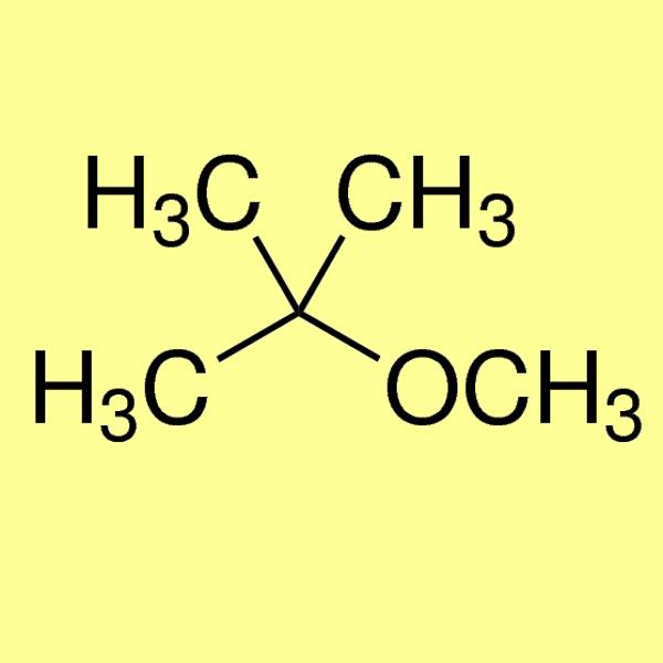 tert-Butyl methyl ether (methyl tert-butyl ether, MTB, MTBE ), pure - min 98%