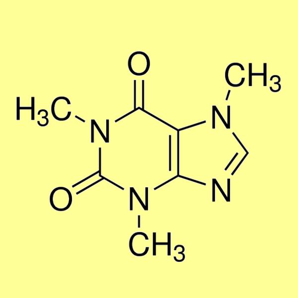 Caffeine, anhydrous, min 99% (FG, FCC)