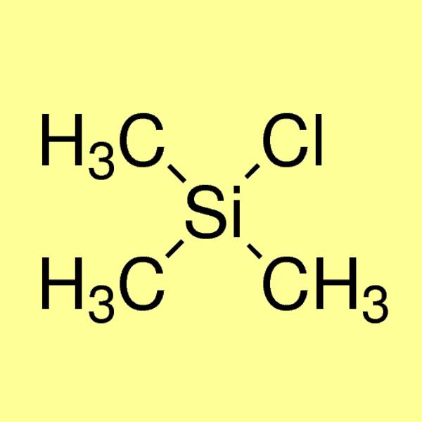 Chlorotrimethylsilane (TMSCl, trimethylsilyl chloride), min 98%