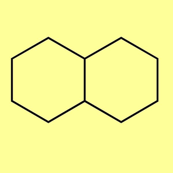 Decahydronaphthalene (cis + trans), min 98%