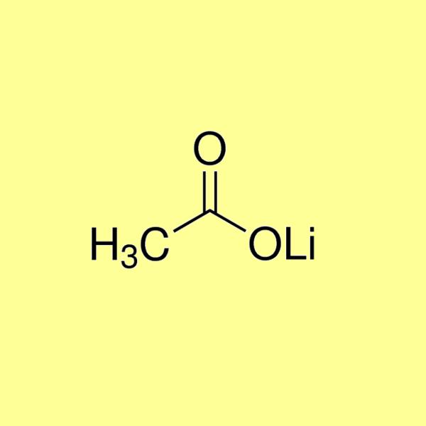 Lithium acetate dihydrate, pure - min 97%