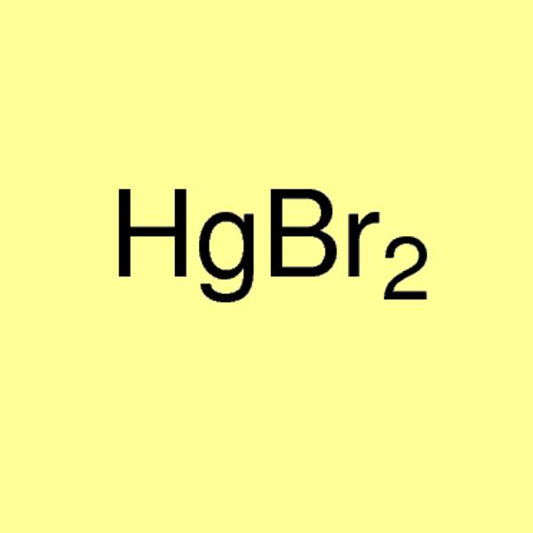 Mercury(II) bromide, pure for analysis - min 99%