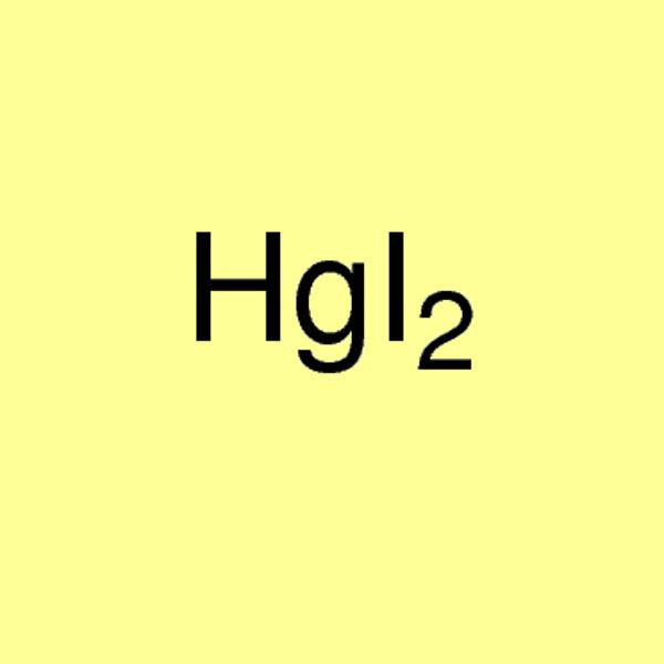 Mercury(II) iodide (red), pure for analysis - min 99%
