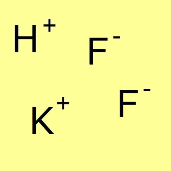 Potassium bifluoride (potassium hydrogen difluoride), pure 98.0 - 101.0%